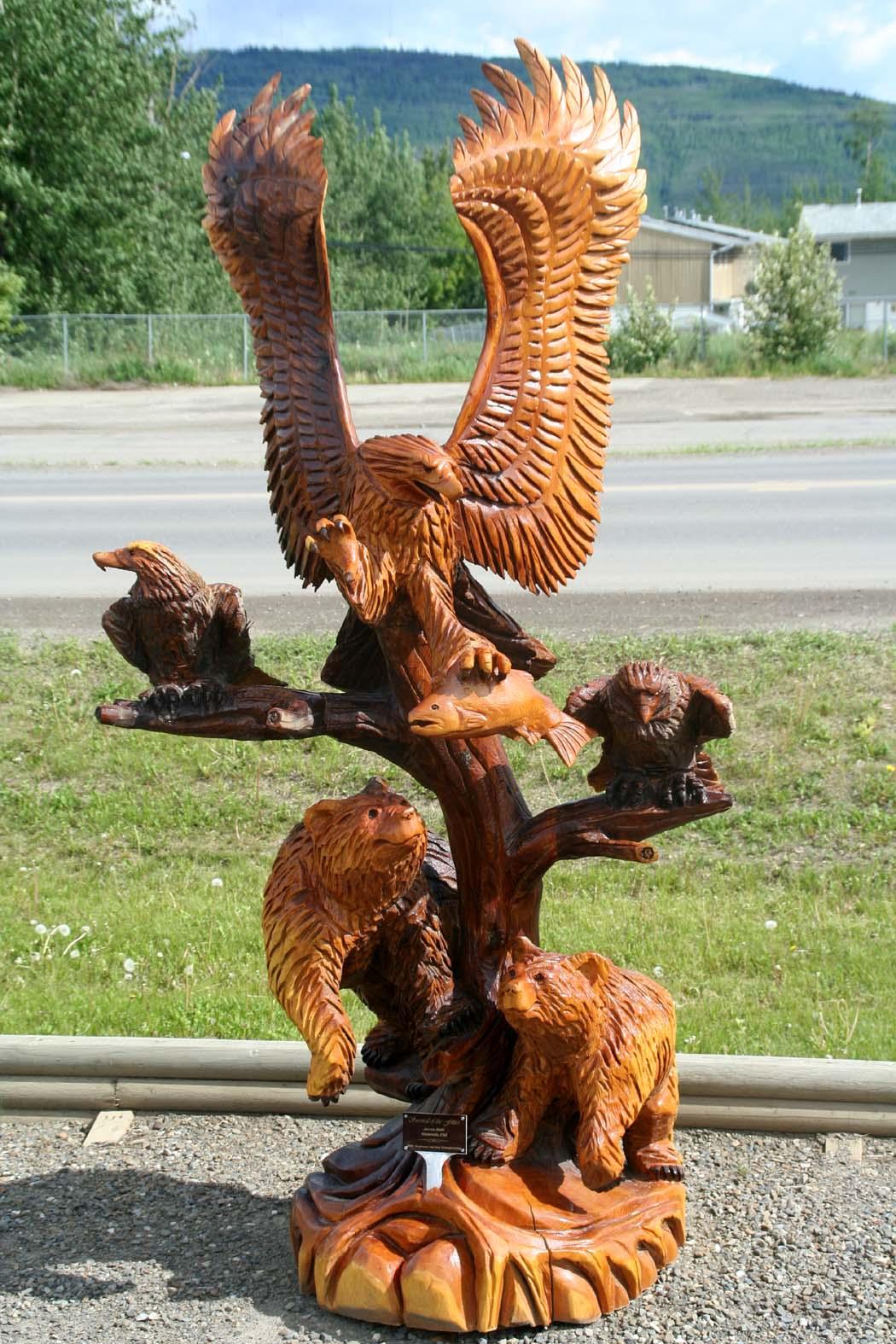 Quebec folk art shadflyguy